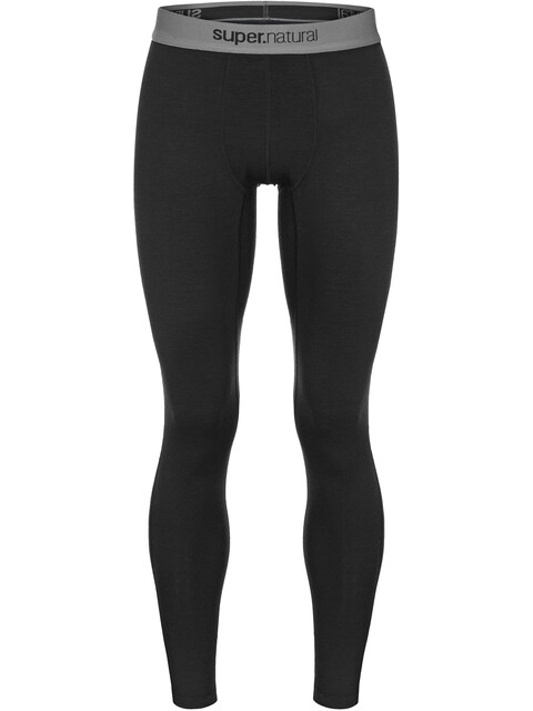 super.natural Base Tight 175 Men Jet Black